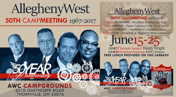 AWC Camp Meeting - June 15-25th
