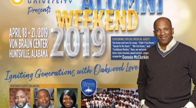 Oakwood Alumni Weekend 2019