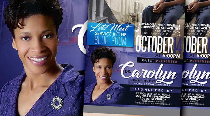 Oct 14th - Let's Meet, Service In the Blue Room