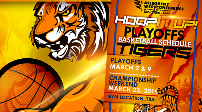 Hoop It Up! PLAYOFFS Basketball Schedule