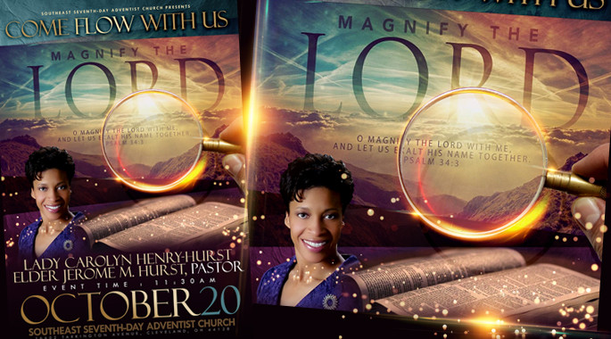 Oct 20th - Magnify the Lord