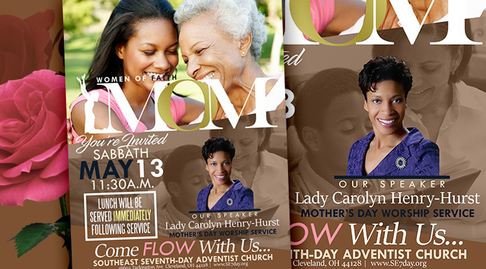 Frontpage - Celebrating Mother's Day